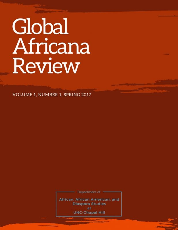 Global Africana Review